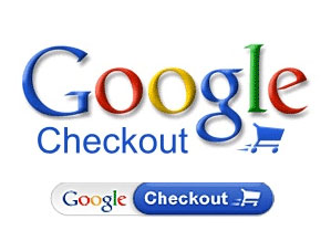 Koopknop in Google naar Google Checkout Pagina.